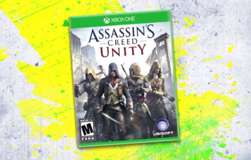 Conan O'Brien Reviews Assassin's Creed: Unity