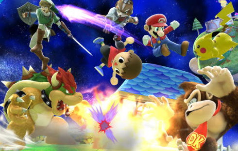 What You Technically Didn't Know about Super Smash Bros.