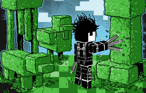 Steve Pixelhands