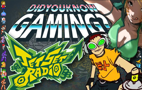 What You Didn't Know about Jet Set Radio