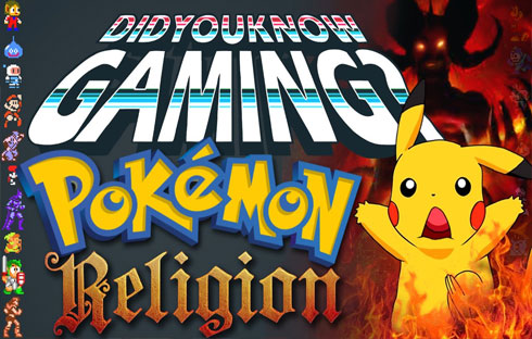 Pokémon and Religion