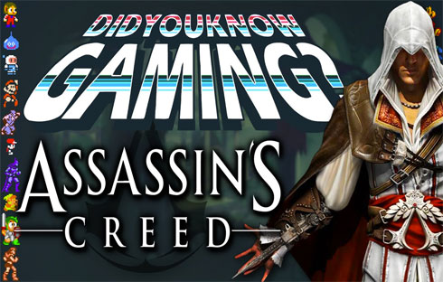 What You Didn't Know about Assassin's Creed