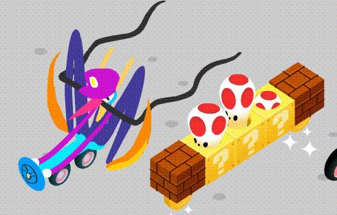 Mario Kart Doodles