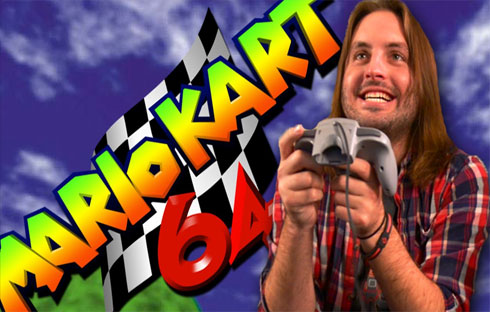 Mario Kart Makes You Crazy