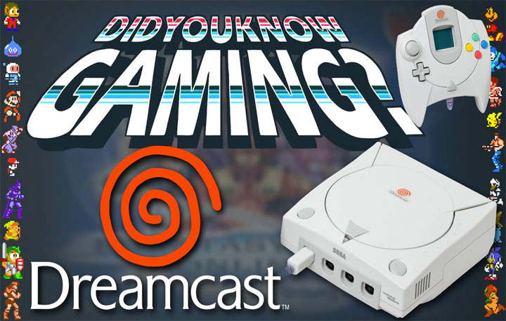 What You Didn't Know about the Sega Dreamcast