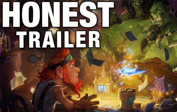 An Honest Hearthstone Game Trailer