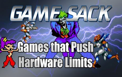 Games that Push Hardware Limits