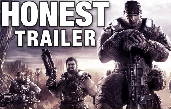 An Honest Gears of War Game Trailer