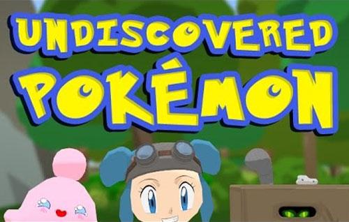 Undiscovered Pokémon