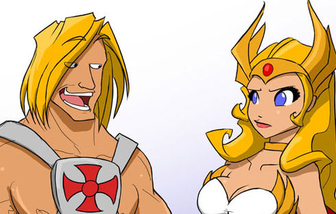 By the Perversion of Greyskull