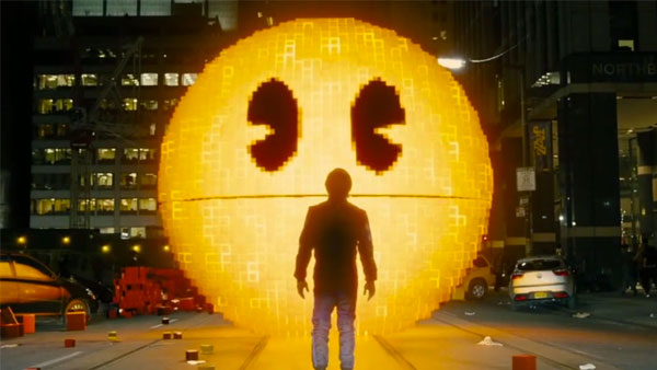 Pixels – Official Trailer