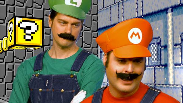 Luigi Hates Mario