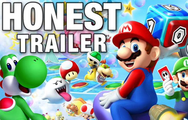 An Honest Mario Party 10 Game Trailer