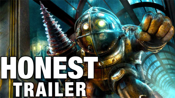 An Honest BioShock Game Trailer