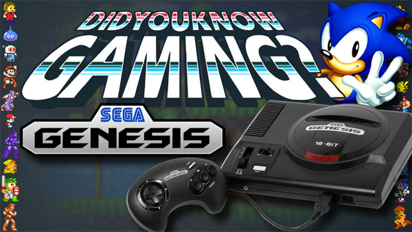 What You Didn't Know about the Sega Genesis