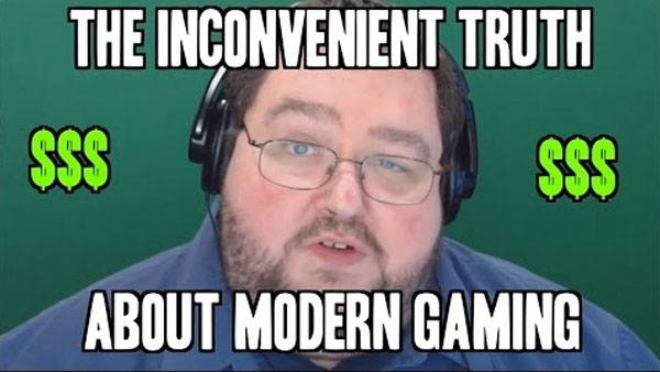 The Inconvenient Truth about Modern Gaming