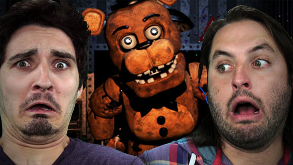Five Nights at Freddy's in Real Life