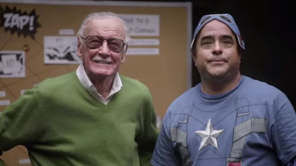 Stan Lee's School for Cameo Acting