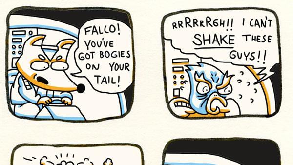 Blue Falco