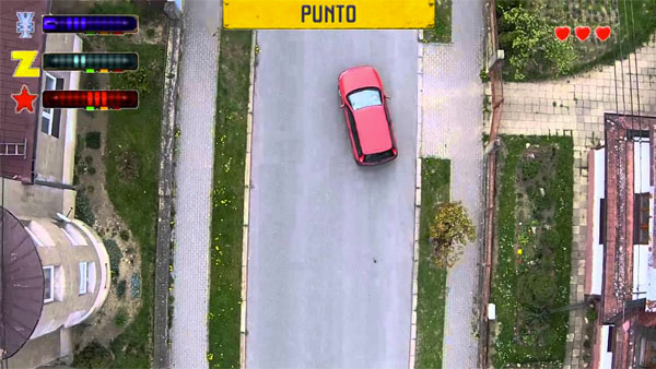 Grand Theft Auto 2 in Real Life
