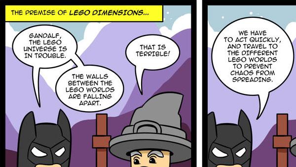 Leggo my LEGO