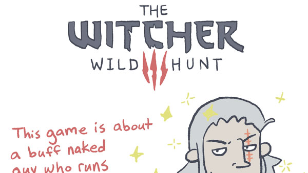 Thrifty Explanation of The Witcher 3: Wild Hunt