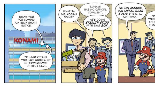 Konami Conundrum