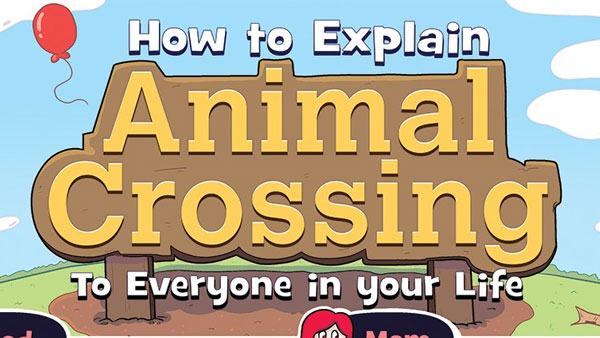 How to Explain Animal Crossing…