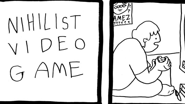 Nihilist Video Game