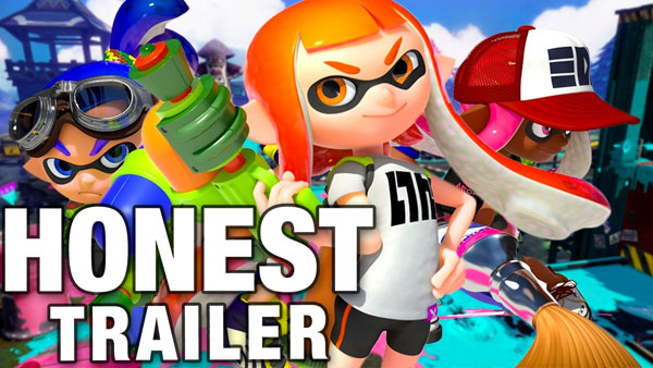 An Honest Splatoon Game Trailer