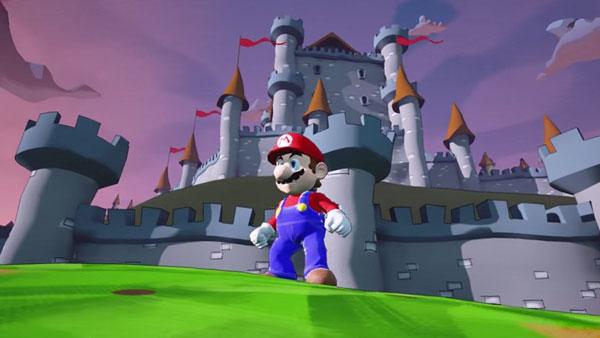 Mario is Unreal