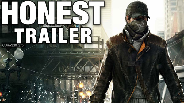 An Honest Watch Dogs Game Trailer