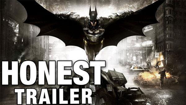An Honest Batman: Arkham Knight Game Trailer