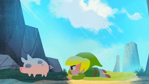 Bon Voyage, Pig