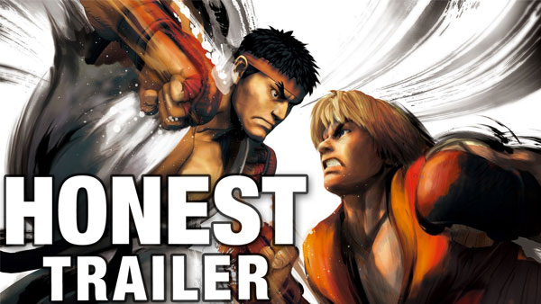 An Honest Street Fighter Game Trailer