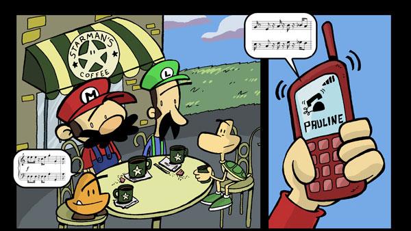 Mario's Ex