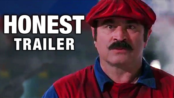 An Honest Super Mario Bros. the Movie Trailer