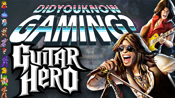 What You Didn't Know about Guitar Hero