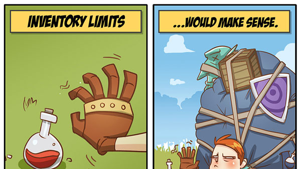 If Games Were Logical…