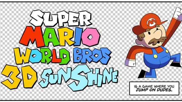 Super Mario World Bros. 3D Sunshine