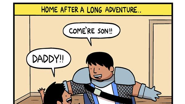 Tragedy of an Adventurer