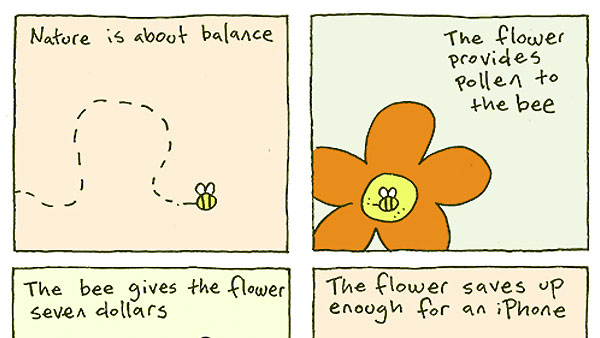 Nature is About Balance
