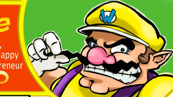 Wario Land Prologue