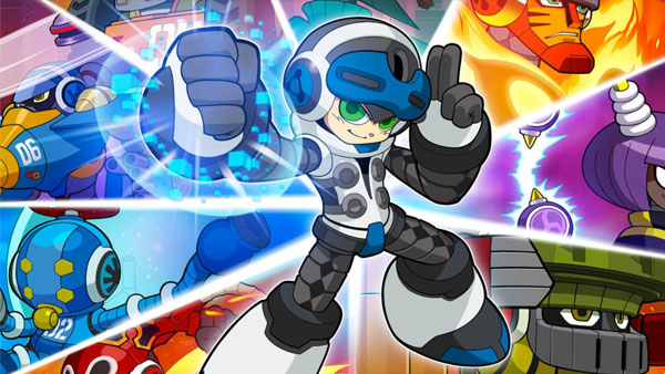 Up to Speed on Mighty No. 9