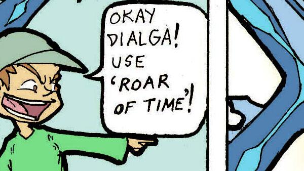Roar of Time