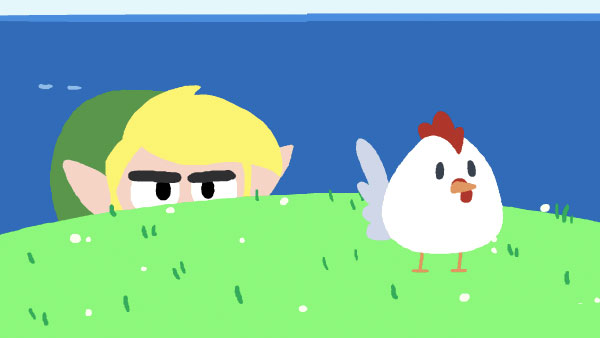 You Must be Cucco