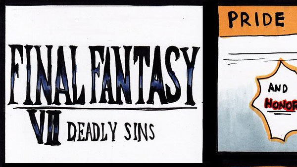 Final Fantasy VII Deadly Sins