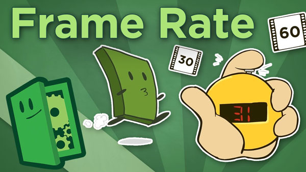 Frame Rates & Video Games