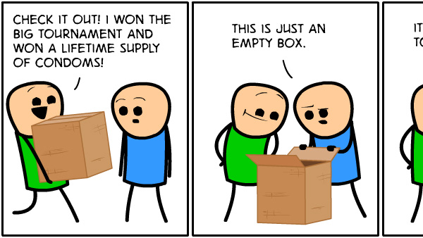 Hey! What's in the Box?