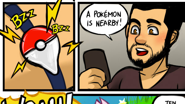 Pokémon GO…Outside